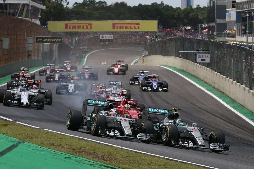 Rosberg gana por segundo año consecutivo el Gran Premio de Brasil