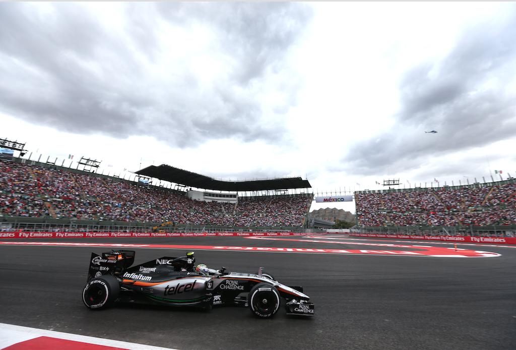 Gran Premio de México, misión cumplida