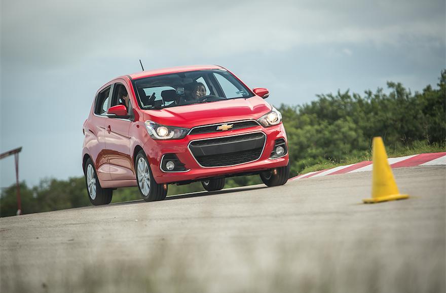 Chevrolet Spark 2016, renuevan su chispa