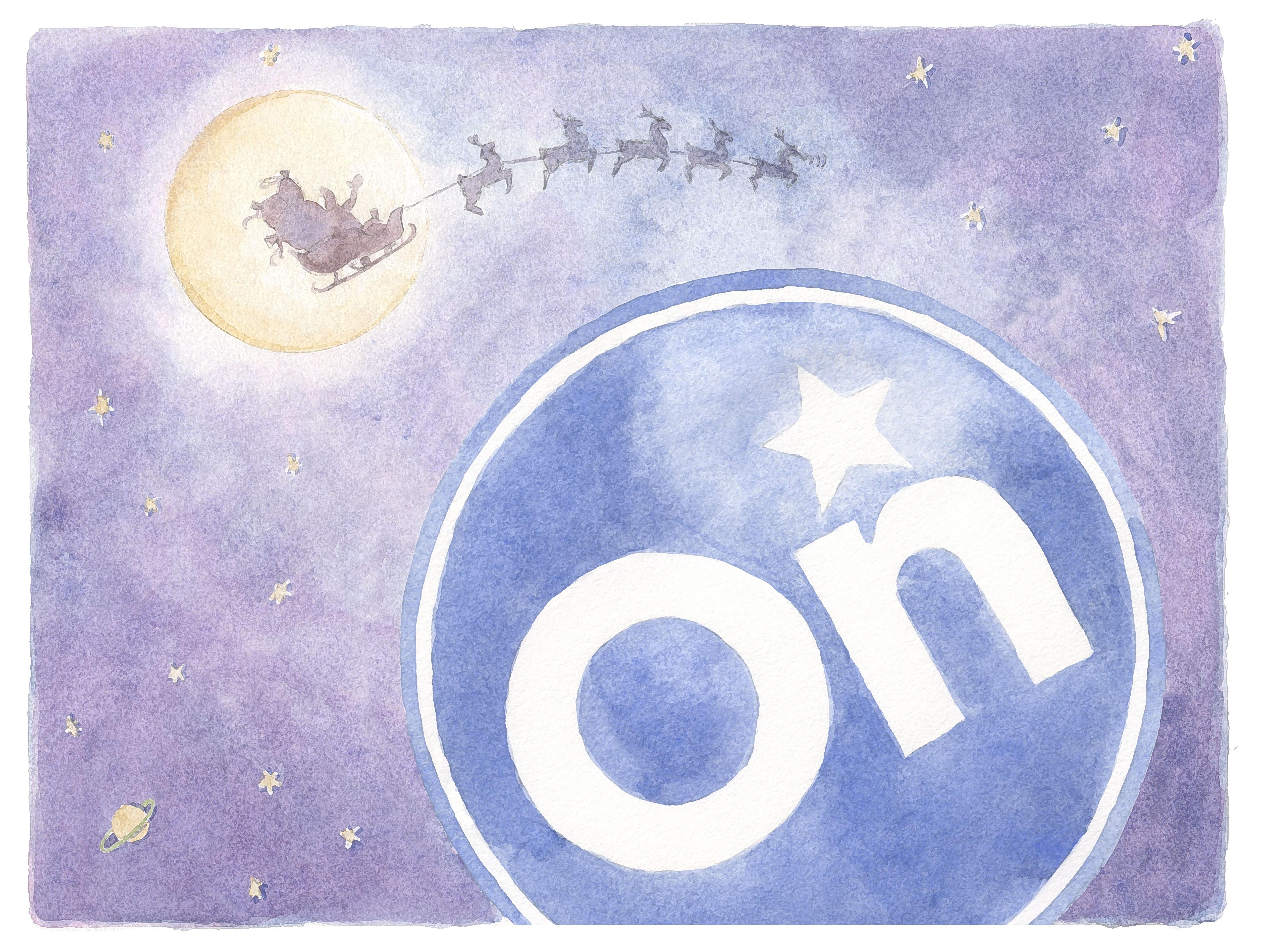 OnStar comparte la ubicación de Santa Claus en esta navidad