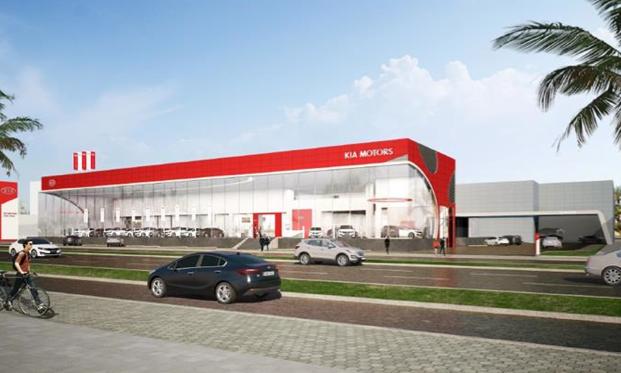 KIA Motors México con récord de ventas en noviembre