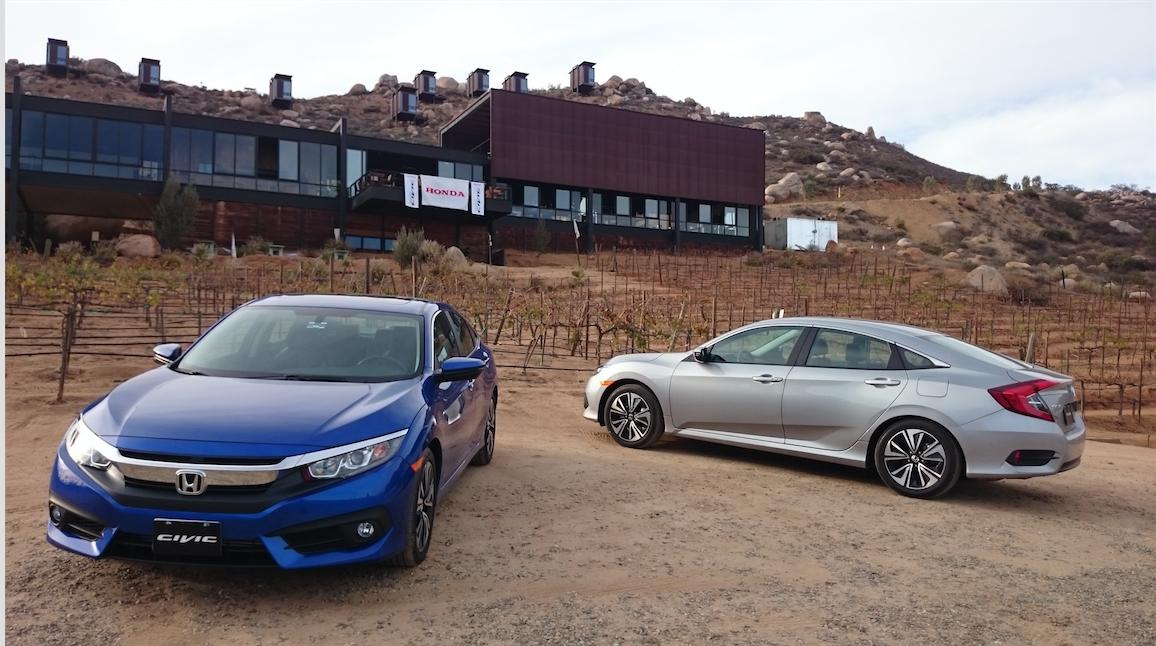 Honda Civic 2016, en busca de la revancha