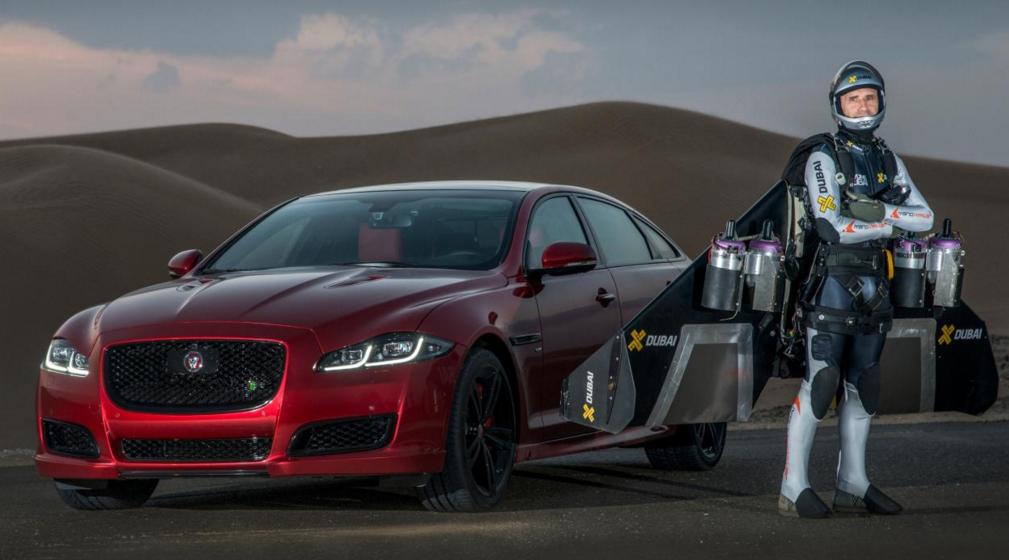Jaguar vs Jetman, ¿quién ganará?