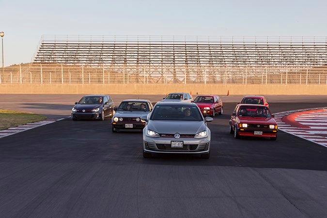 Volkswagen TrackDay GTI 2015