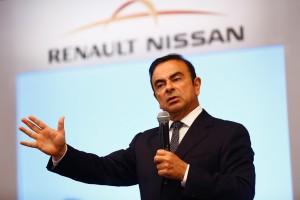 Carlos Ghosn, CEO de la Alianza Renault-Nissan, brinda valiosos
