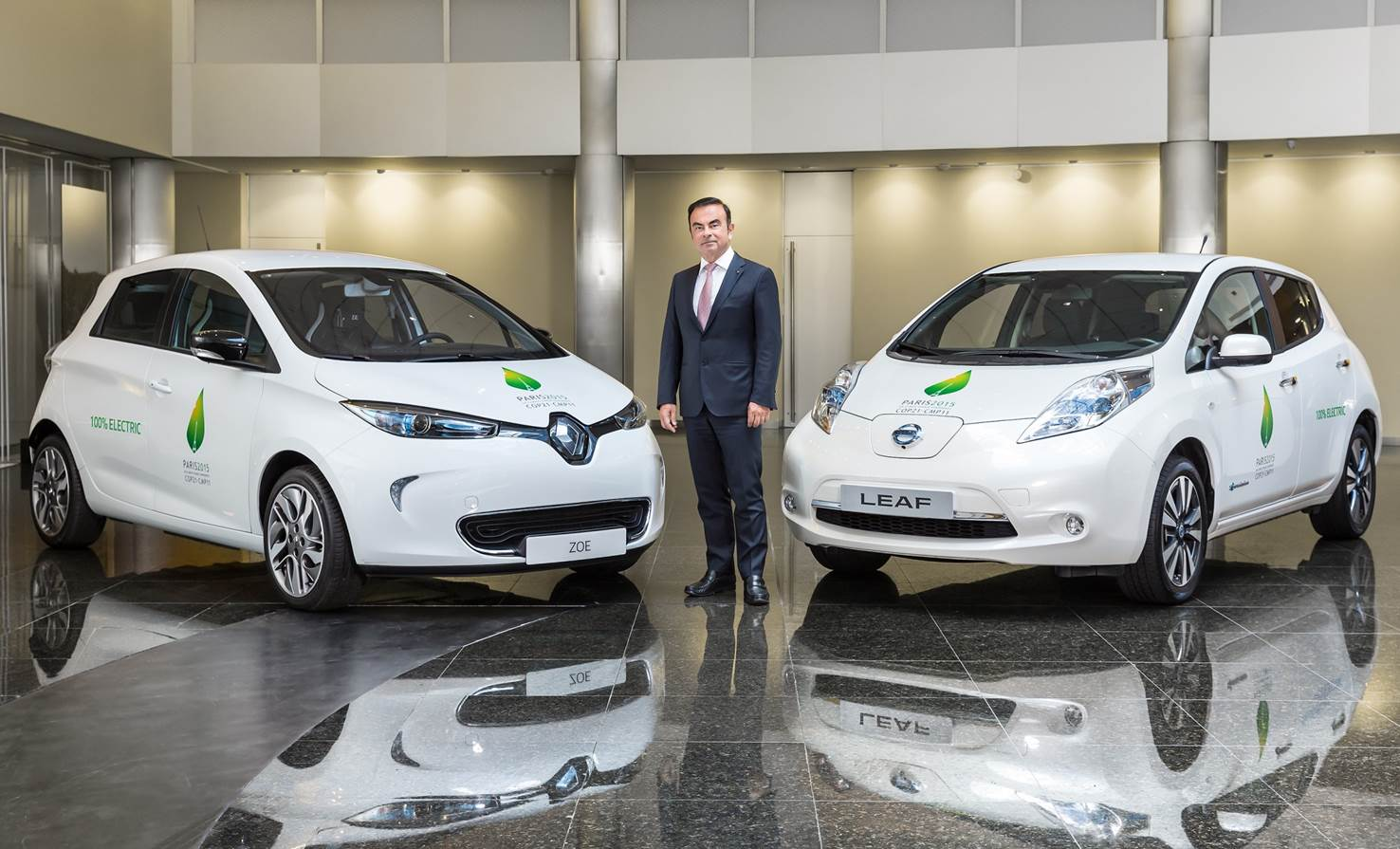 Renault-Nissan acuerda fortalecer su colaboración