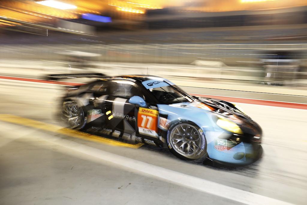 Porsche sigue siendo la marca más fuerte en Le Mans