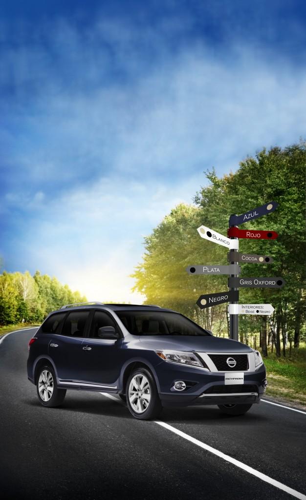 Nissan Day 2014 Pathfinder exterior 6