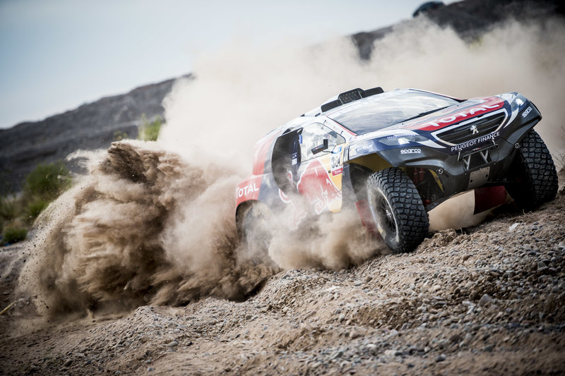 ¿Ya estás listo para el Rally Dakar?