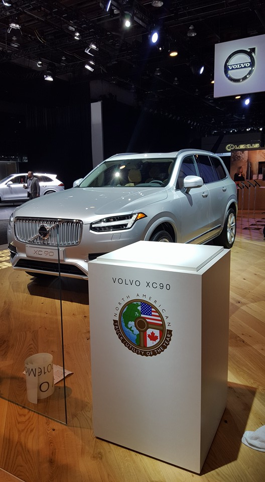 Volvo XC90 Car of the Year