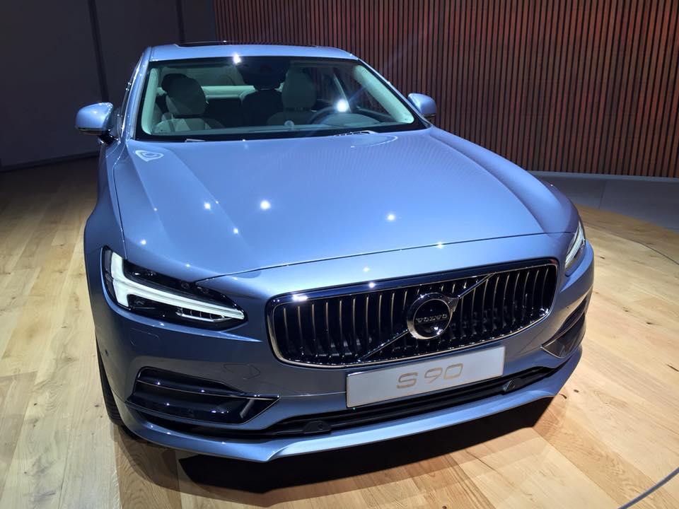 Renovación total y acelerada: Volvo, cobertura NAIAS Detroit