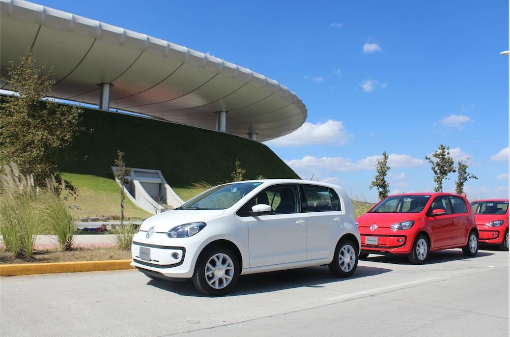 Volkswagen up!, eleva el nivel