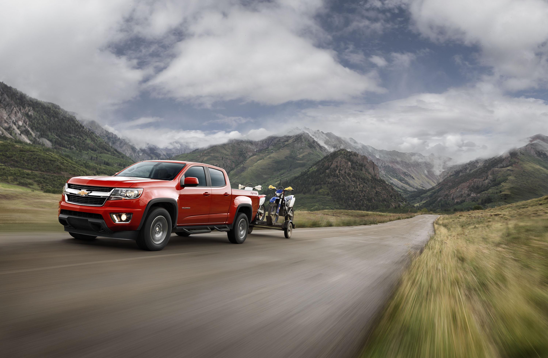 Chevrolet Colorado 2016 ya en nuestro país