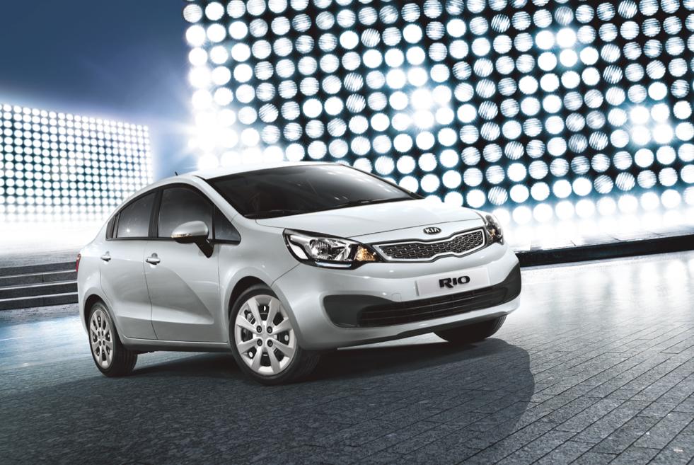 Febrero 12.2% arriba para KIA Motors