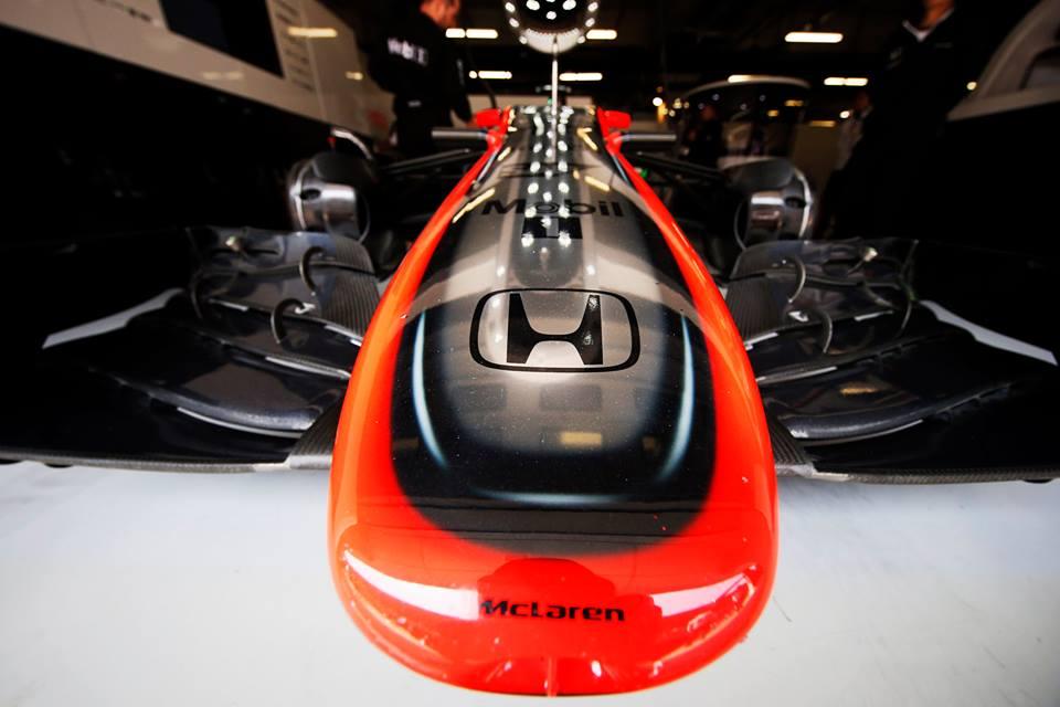 El equipo McLaren presentará el MP4-31 el 21 de febrero