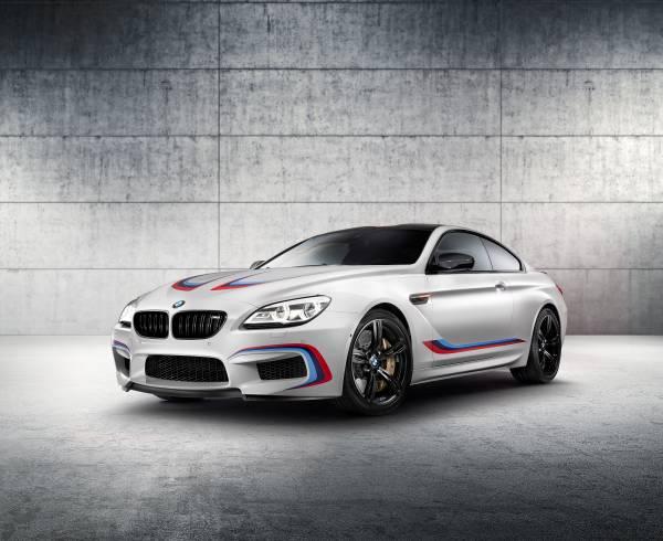 BMW M6 Coupé Competition Edition M Performance. ¿Hace falta decir más?