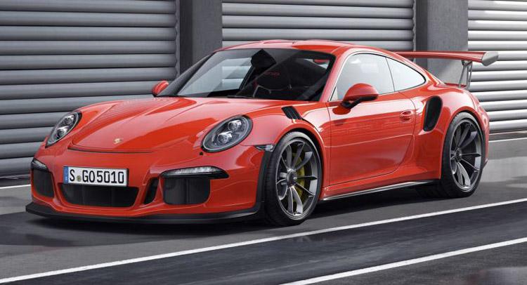 911 GT3 ¿con caja manual? Ésta y otras maravillas a un click