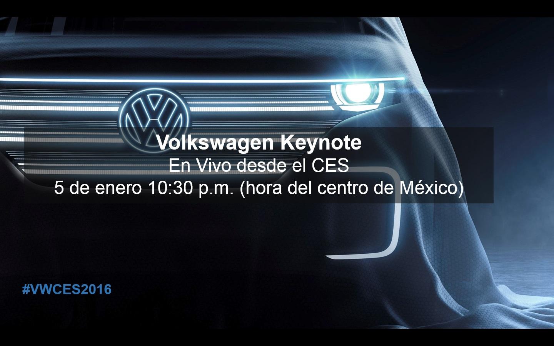 Volkswagen se adelanta al CES