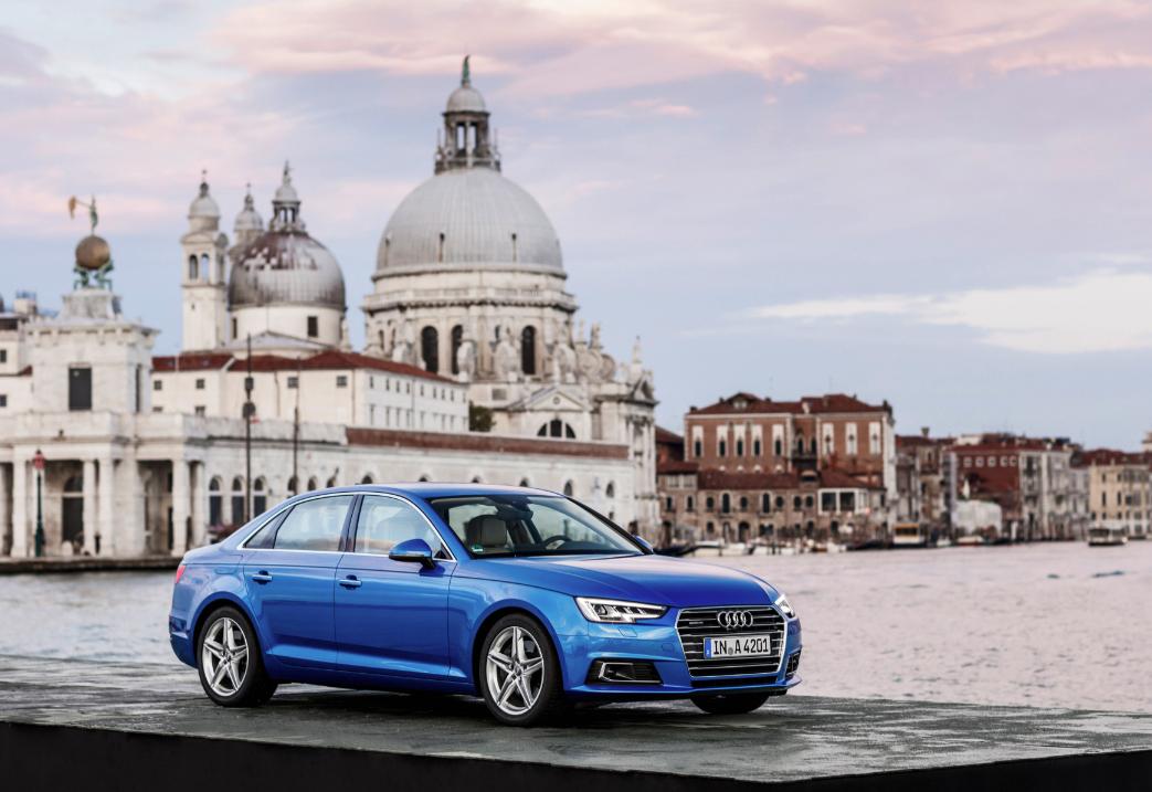 El mejor año de Audi