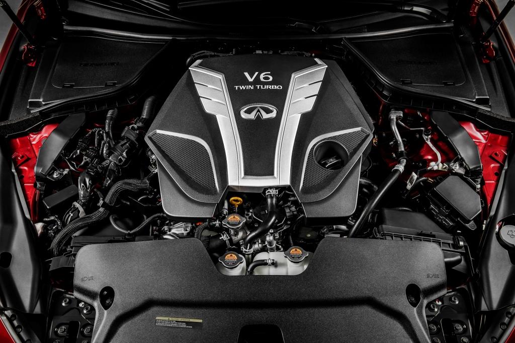 Motor VR30 de Infiniti arranca producción