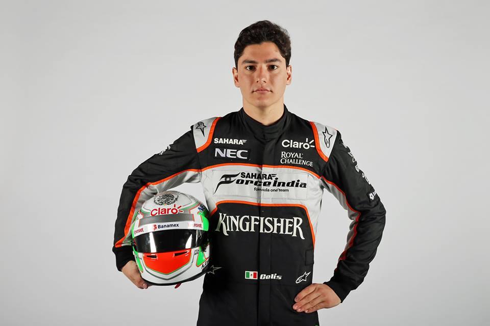 Alfonso Celis Jr hará su debut en el Gran Premio de Bahrein