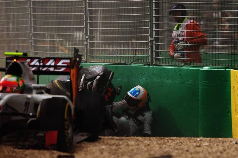 Fernando Alonso no correrá en Bahrein