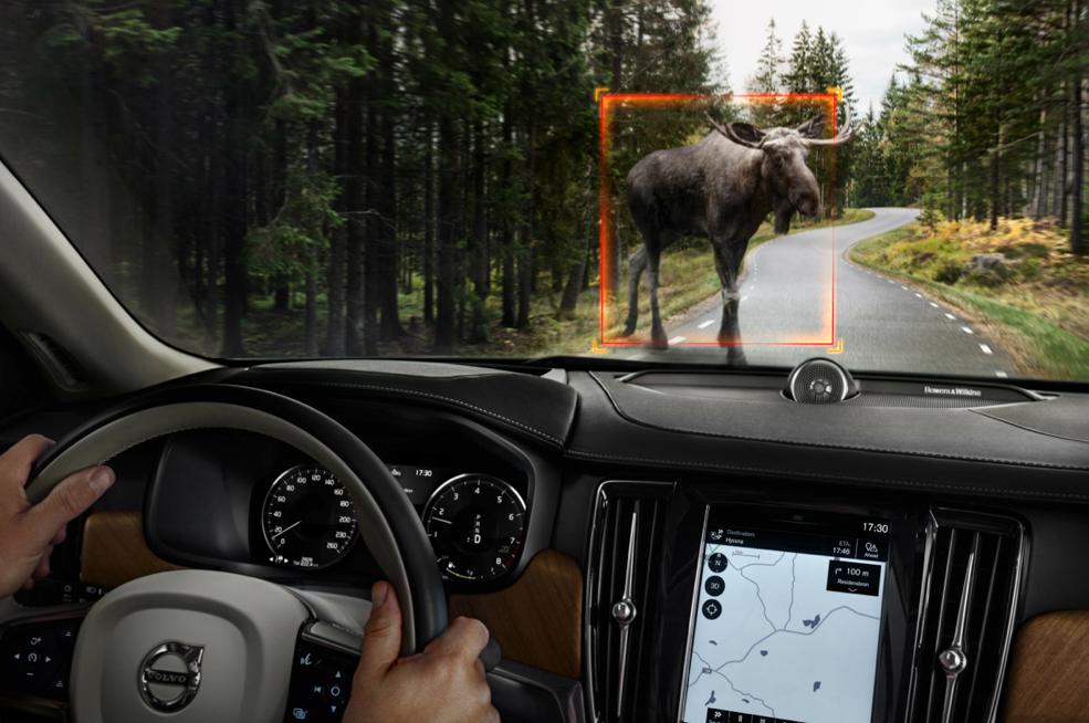 Volvo cumple estándar de frenado de emergencia 11 años antes del plazo