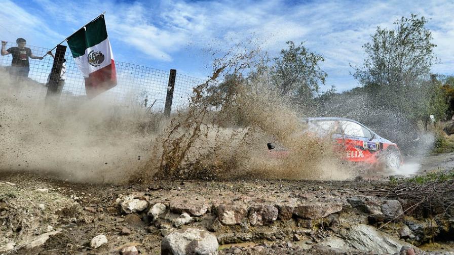 El tramo de 80 km será el protagonista del Rally México