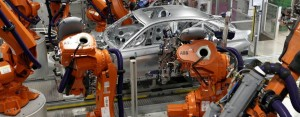 BMW planta mexico