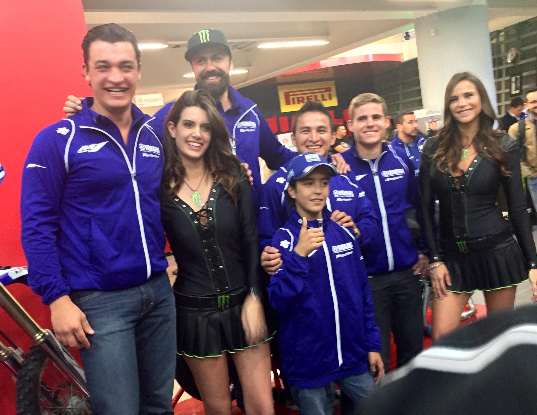 ¡¡¡Arrancamos!!! Yamaha Monster Racing Team