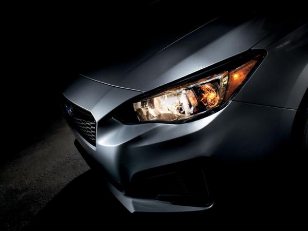 Nueva York, debutará el Subaru Impreza