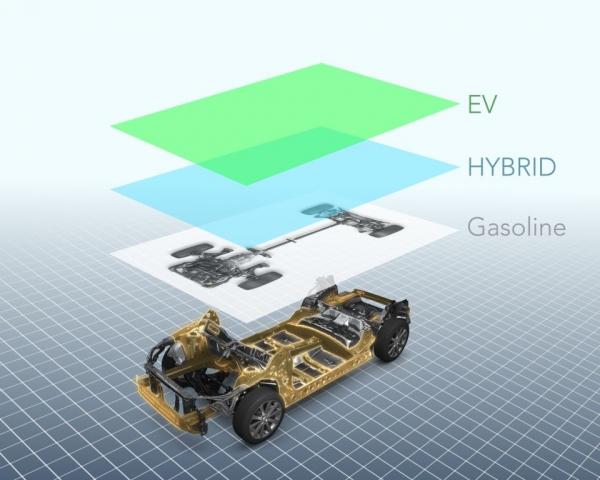 Subaru, con una plataforma de última generación