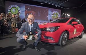Opel Group CEO Dr. Karl-Thomas Neumann