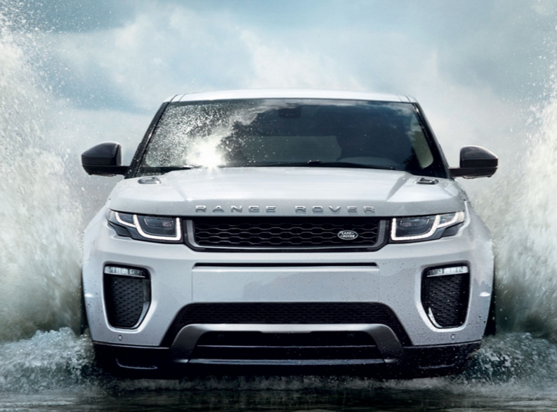 Range Rover Evoque 2016-2