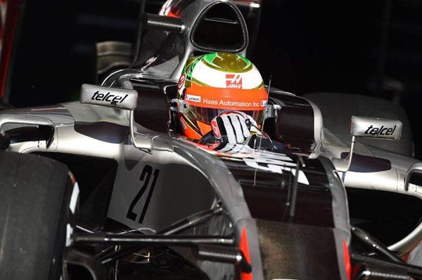 Bahrein nueva oportunidad para Esteban Gutiérrez