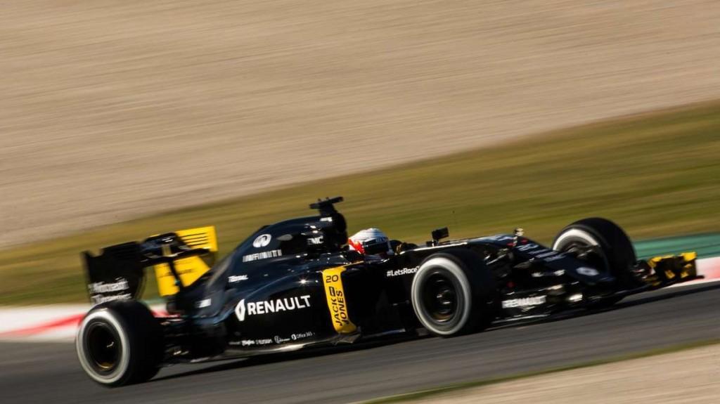 Renault Sport Formula One Team 2016 Barcelona Test 2, Day Four
