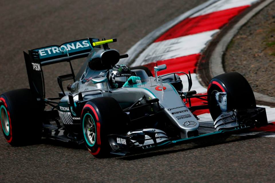 "Rosberg el ""Poleman"" en Sochi"