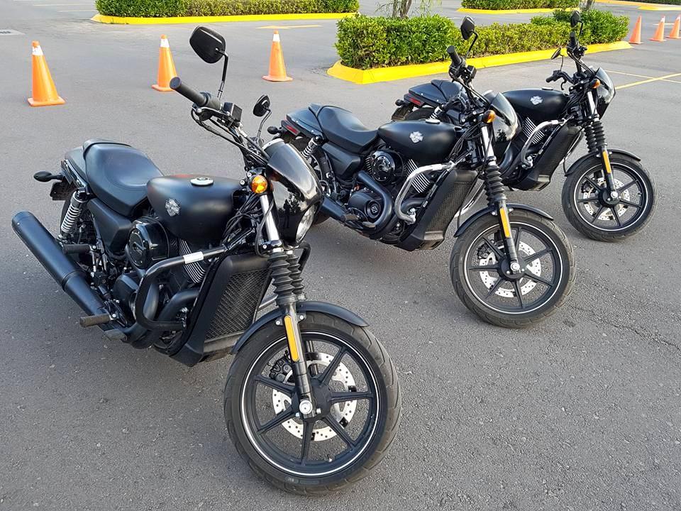 Harley-Davidson Riding Academy día 2