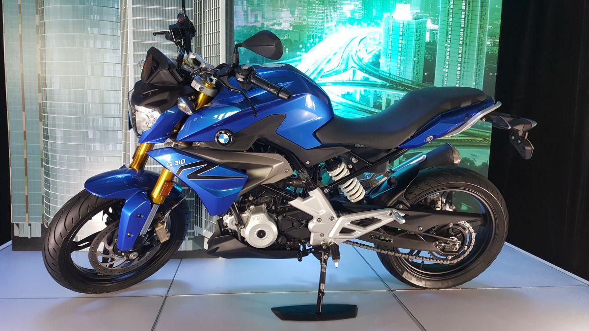 BMW MOTORRAD A PELEAR EL SEGMENTO: NUEVA G 310 R.