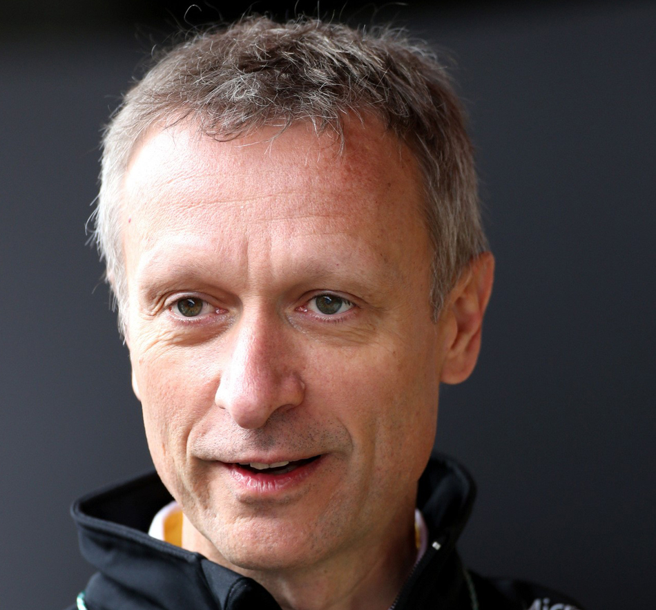 Ahí viene Renault Sport F1 Team… Entrevista exclusiva para México con Bob Bell
