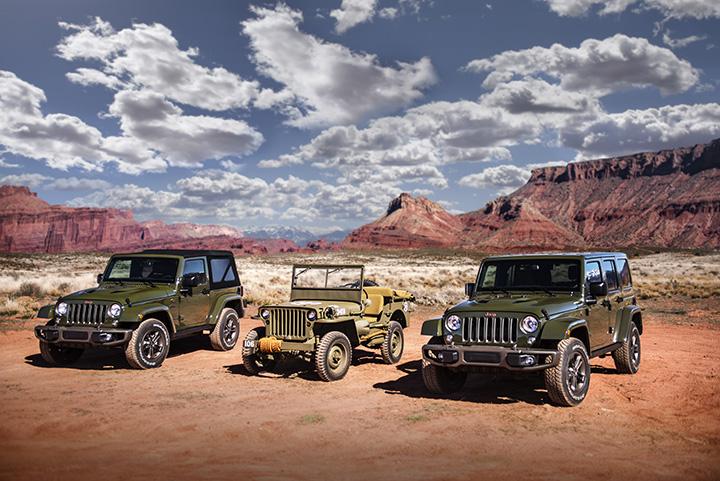 Jeep planes de inversión FCA 5