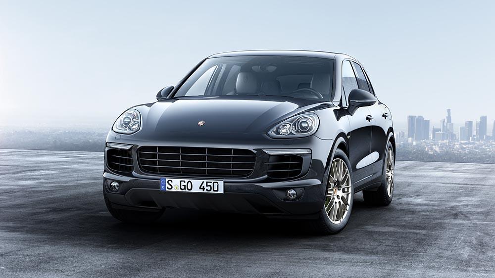 Porsche Cayenne Platinum, para un cliente que sabe lo que quiere