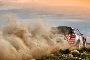 Meeke Rally Portugal