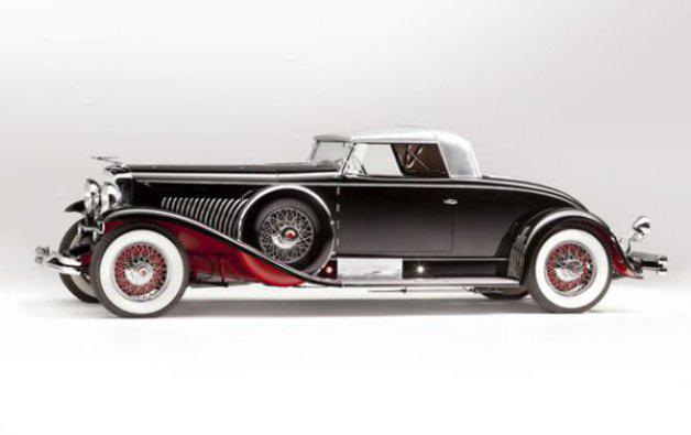 1931-Duesenberg-Model-J-Long-Wheelbase-Coupe