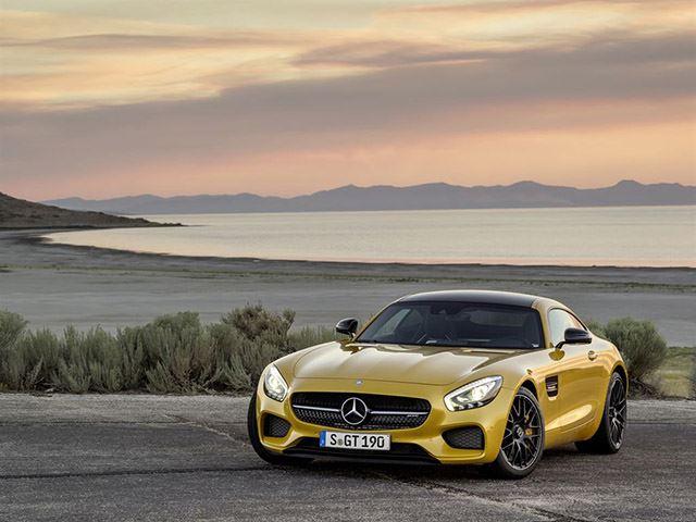 ¡¡¡Ya viene Mercedes-Benz AMG GT R!!!