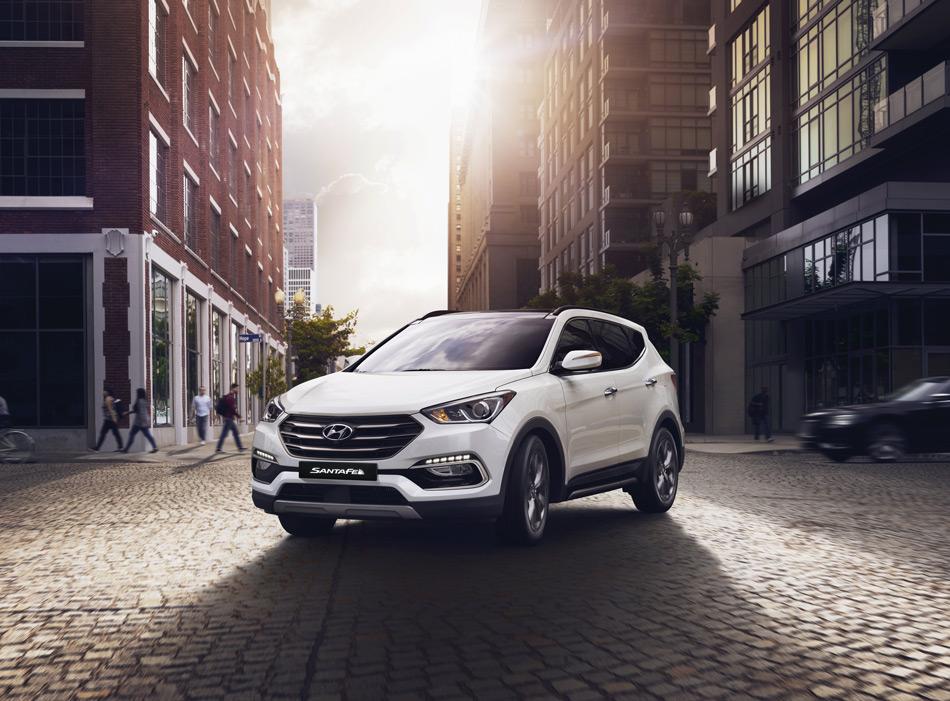 Hyundai Santa Fe Sport llega a México