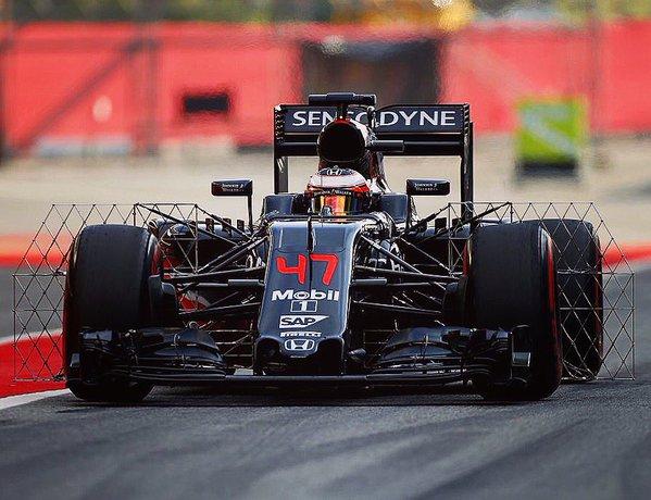McLaren destronaría a Mercedes F1 en 2017…