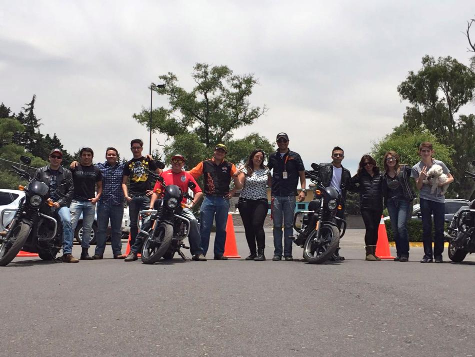 Harley-Davidson Riding Academy día 3