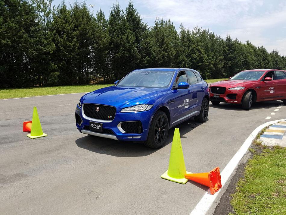 ¡Zarpazo a la pista! Jaguar F-Pace