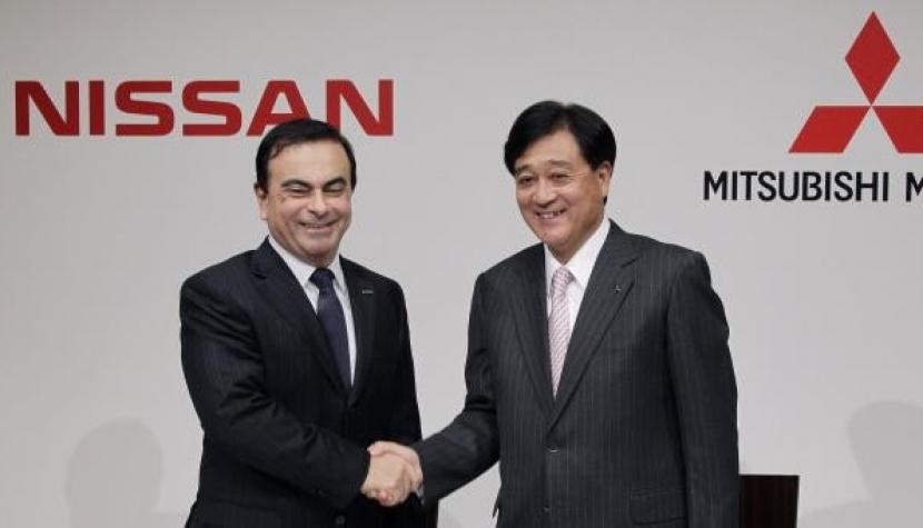 Nissan y Mitsubishi Motors acuerdan alianza estratégica